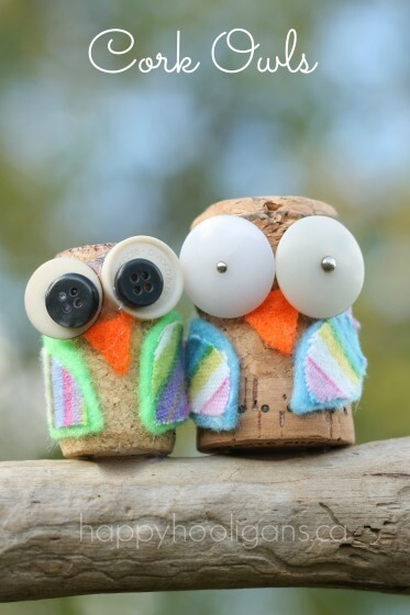 Happy Hooligans Stopper Owls