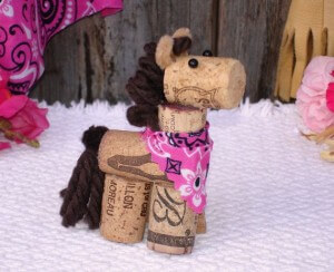 Kim Carlston Stopper Horse