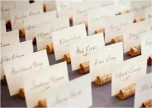 Stopper Placecards