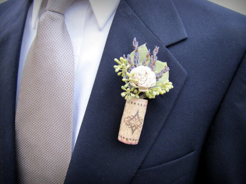 Stopper Boutonniere