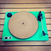 Turntable Slipmat Small
