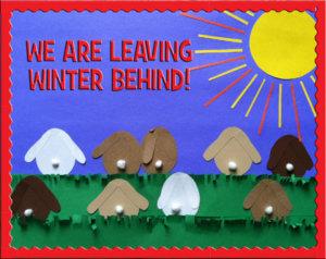 Leaving Winter BB