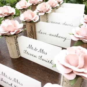 Stopper Place Cards